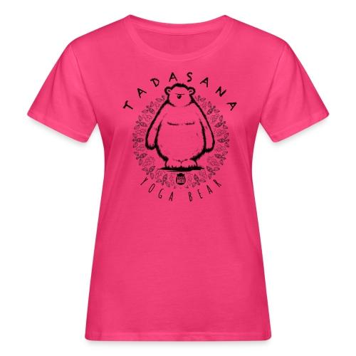 Tadasana by Yoga Bear - Women's Organic T-Shirt