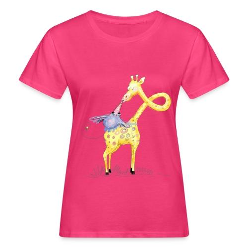 Hab dich lieb! - Frauen Bio-T-Shirt