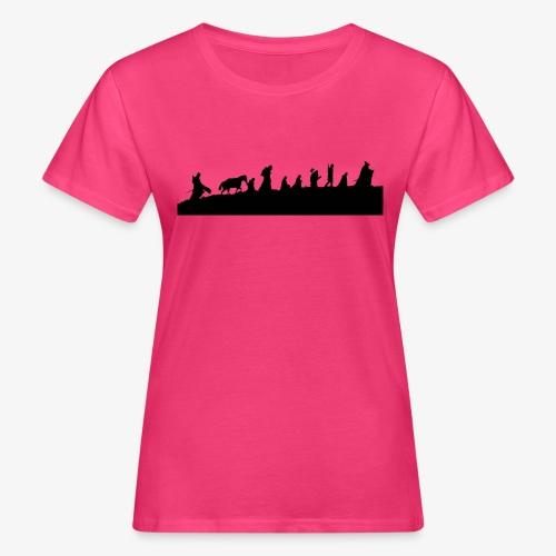 The Fellowship of the Ring - Women's Organic T-Shirt