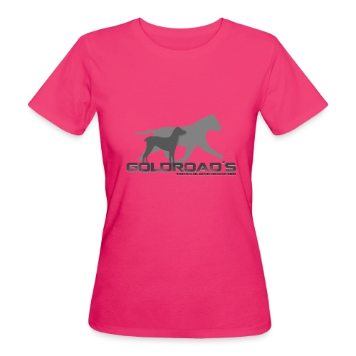 Goldroads - Ekologisk T-shirt dam