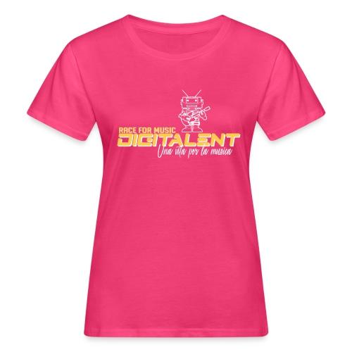 robottino - T-shirt ecologica da donna