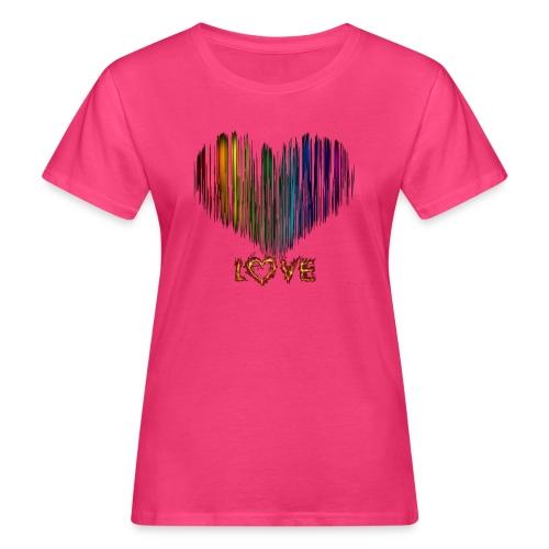 wzorek_10 - Ekologiczna koszulka damska