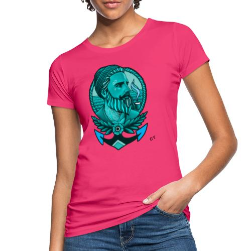 BARBA - T-shirt ecologica da donna