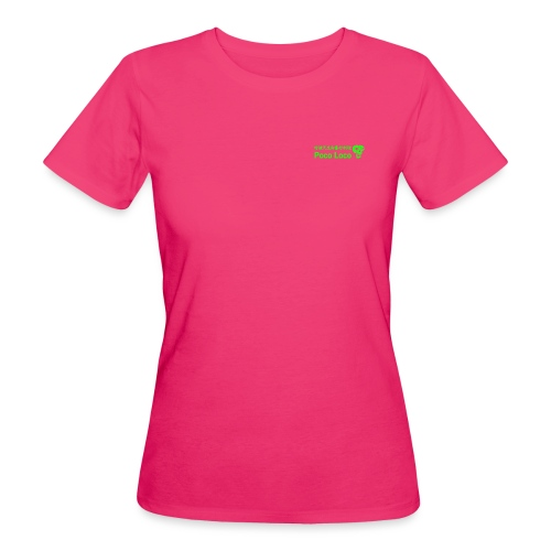 poco loco creations green - Women's Organic T-Shirt