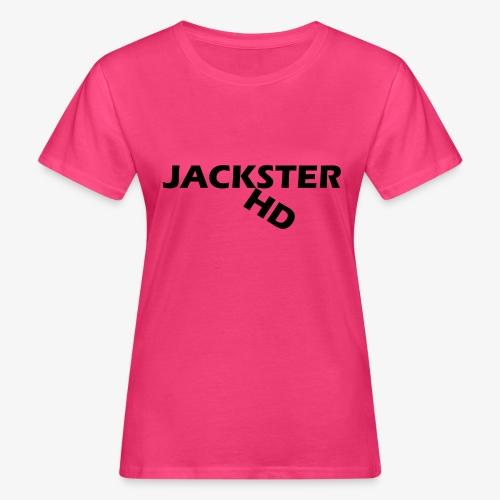 jacksterHD shirt design - Women's Organic T-Shirt