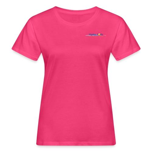 Logo klein - Frauen Bio-T-Shirt