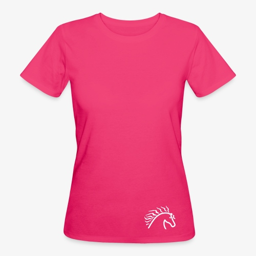 Retro-Horse T - Ekologisk T-shirt dam