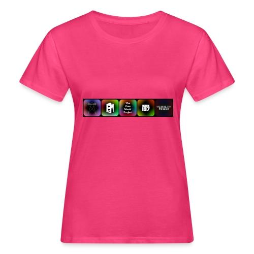5 Logos - Women's Organic T-Shirt