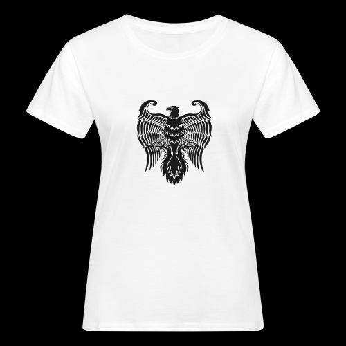 HAUKKA ei tekstia - Naisten luonnonmukainen t-paita