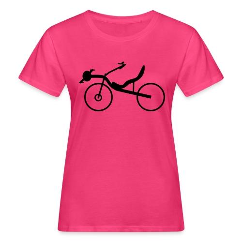 Raptobike - Frauen Bio-T-Shirt