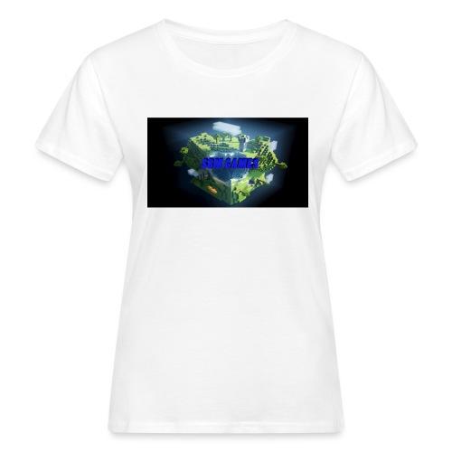 T-shirt SBM games - Vrouwen Bio-T-shirt