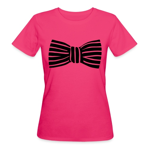 bow_tie - Women's Organic T-Shirt