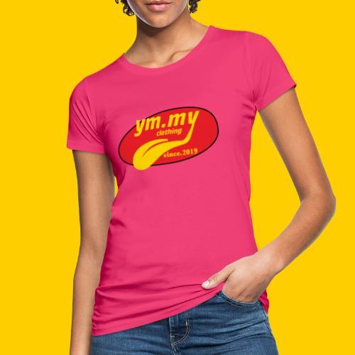 YM.MY clothing LOGO - Women's Organic T-Shirt