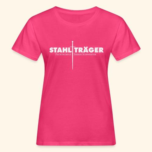 Stahlträger - Frauen Bio-T-Shirt