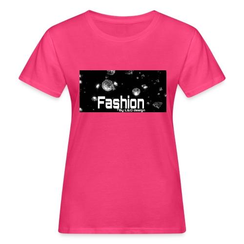 diamond Fashion - Vrouwen Bio-T-shirt