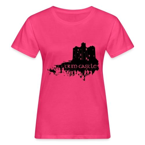 Legend_-_Trim_Castle - Women's Organic T-Shirt