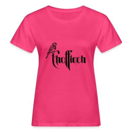 Chaffinch - Naisten luonnonmukainen t-paita