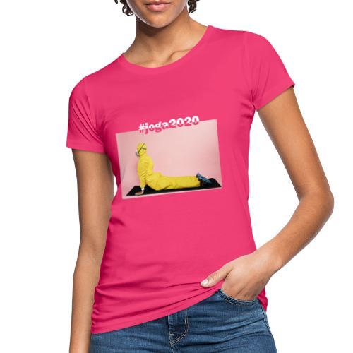 #joga2020 - Frauen Bio-T-Shirt