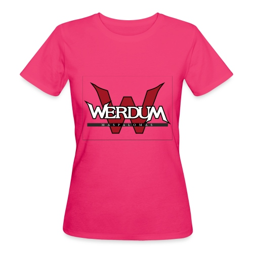 Werdum Maspalomas - Camiseta ecológica mujer