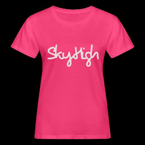 SkyHigh - Bella Women's Sweater - Light Gray - Women's Organic T-Shirt