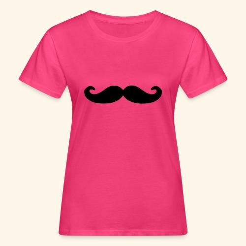 Loco Moustache - Vrouwen Bio-T-shirt