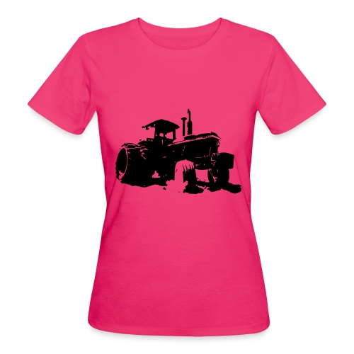 JD4840 - Women's Organic T-Shirt