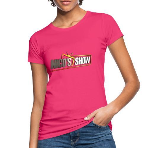 Nicos Show - Frauen Bio-T-Shirt