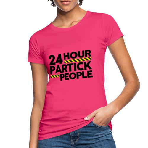 24 Hour Partick People - Women's Organic T-Shirt