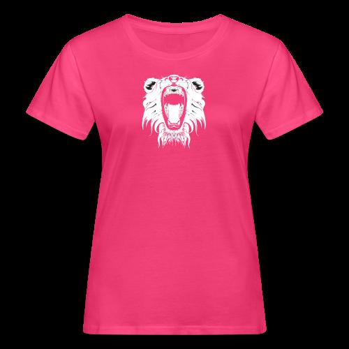 Lion Collection - Økologisk T-skjorte for kvinner
