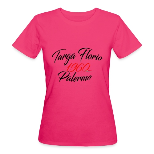 Anciennes courses Italiennes - T-shirt bio Femme