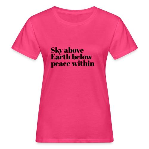happy times - Vrouwen Bio-T-shirt