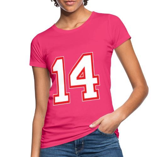 DANNIEB 14 - T-shirt ecologica da donna