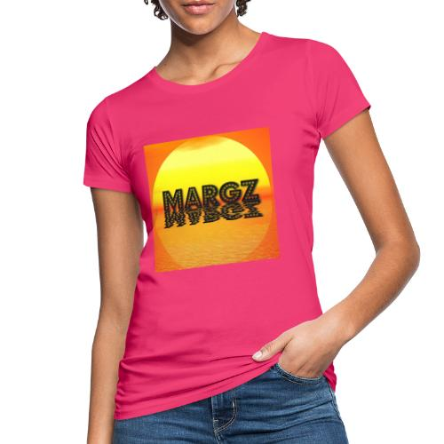 Sunset over Margz - Women's Organic T-Shirt