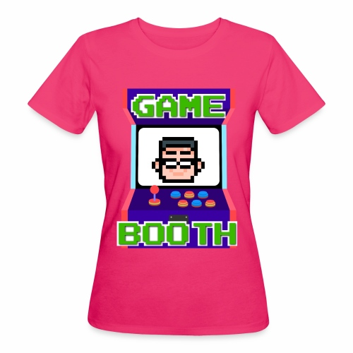 GameBooth Icon Logo - Women's Organic T-Shirt