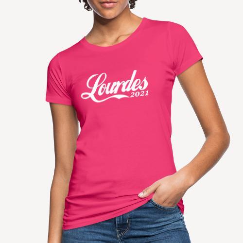 LOURDES 2021 - Women's Organic T-Shirt