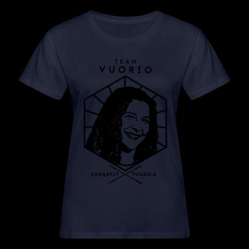 Vuorio WW 18 - Naisten luonnonmukainen t-paita