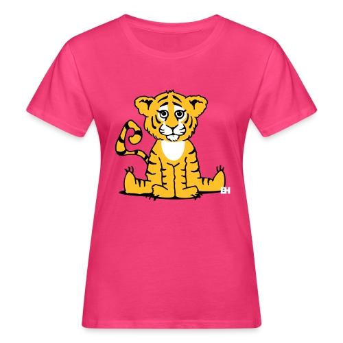 Tiger cub - Women's Organic T-Shirt