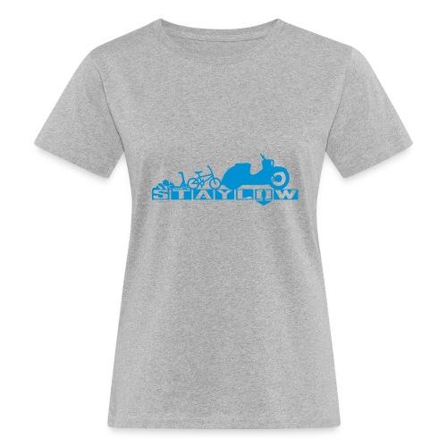 STAYLOW BMX - Frauen Bio-T-Shirt