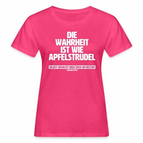 Wahrheit - Frauen Bio-T-Shirt