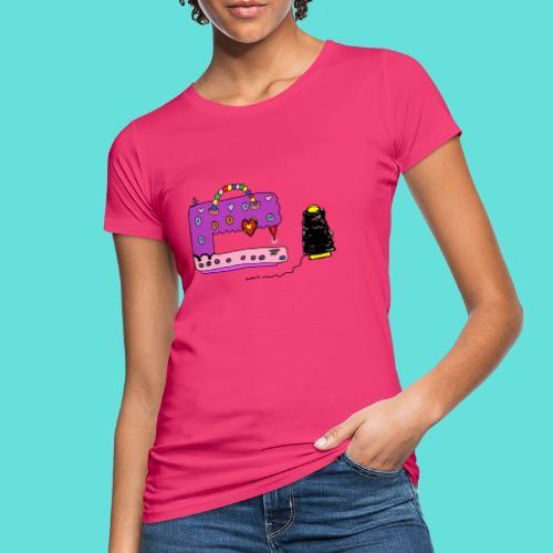 Machine à coudre - T-shirt bio Femme