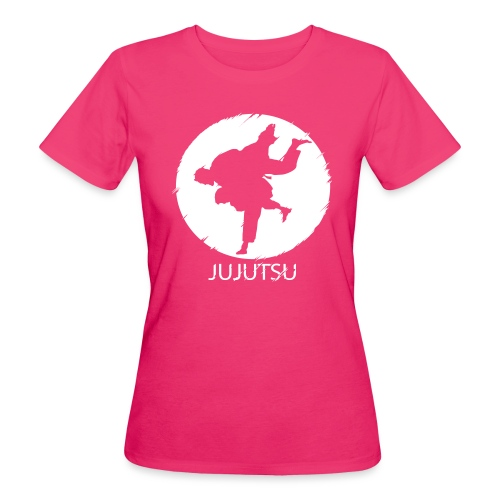 JuJutsu Glitch - Frauen Bio-T-Shirt