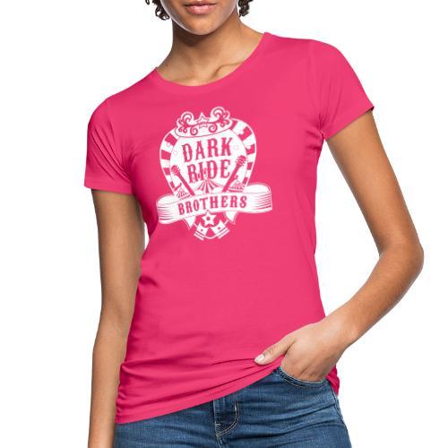 Dark Ride Brothers - Naisten luonnonmukainen t-paita