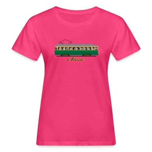 HELSINKI STADI SPORA TEKSTIILIT JA LAHJAT - Naisten luonnonmukainen t-paita