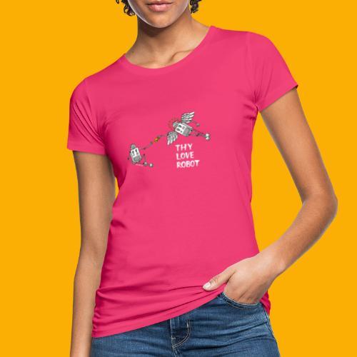 Dat Robot: Gods gift - Vrouwen Bio-T-shirt