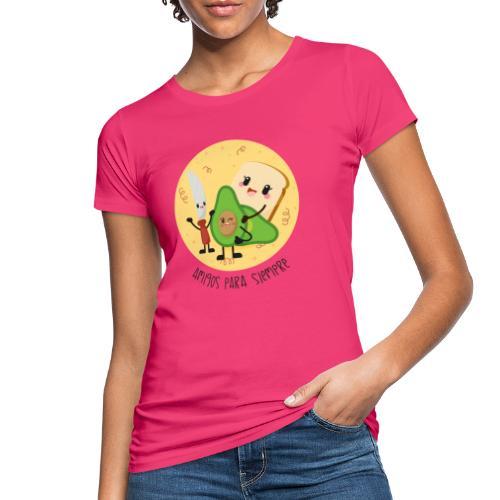 Amigos para siempre 2 - Camiseta ecológica mujer