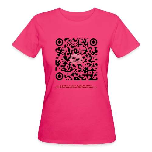 Stimmungsbarometer - Frauen Bio-T-Shirt
