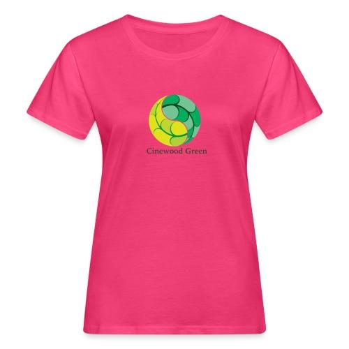 Cinewood Green - Women's Organic T-Shirt