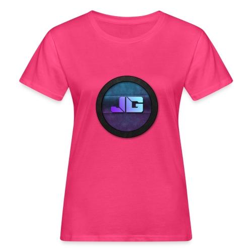 Pet met Logo - Vrouwen Bio-T-shirt