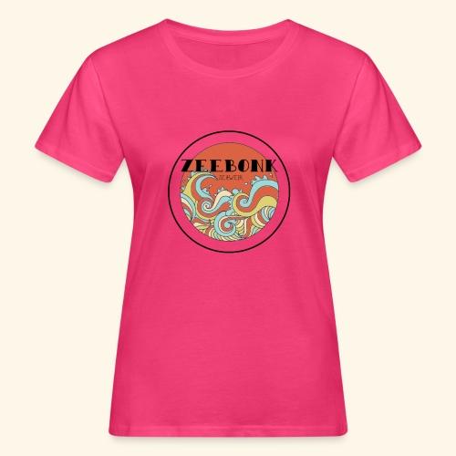 zeebonkwaves - Vrouwen Bio-T-shirt