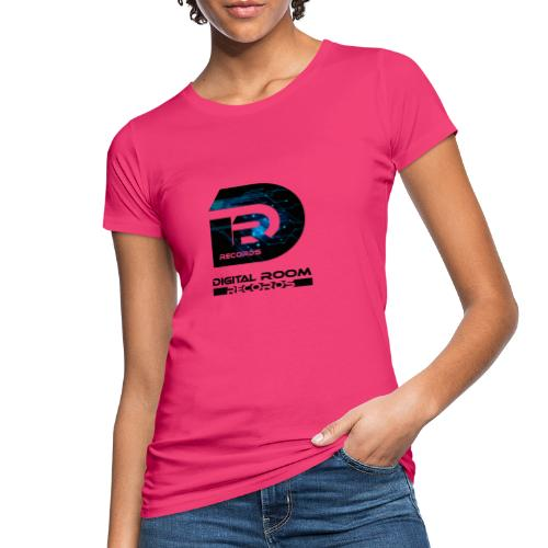 Digital Room Records Official Logo effect - Women's Organic T-Shirt